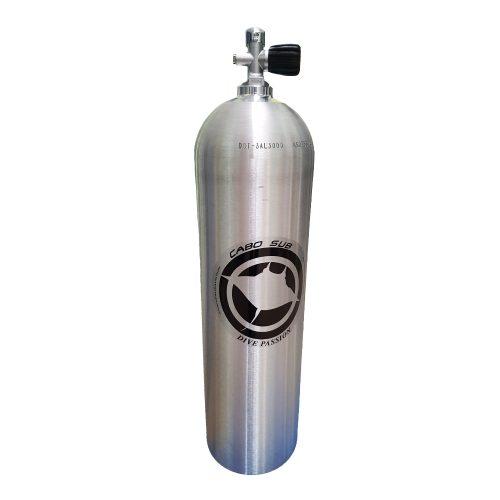 botella aluminio Luxfer 12 litros