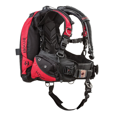 Chaleco Compensador HOLLIS HD 200
