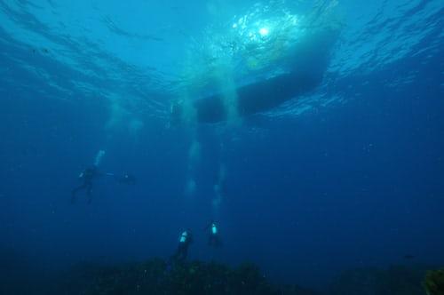 Revisión de la flotabilidad en el curso Advanced open Water diver