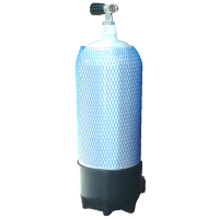 botella acero 15 lt